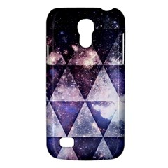 Triangle Tiles Samsung Galaxy S4 Mini Hardshell Case  by Contest1775858