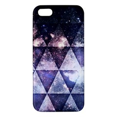 Triangle Tiles Iphone 5s Premium Hardshell Case by Contest1775858