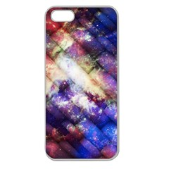 Universe Tiles Apple Seamless Iphone 5 Case (clear)