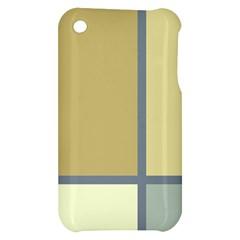 Minimalist Art Apple iPhone 3G/3GS Hardshell Case by Contest1775858