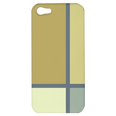 Minimalist Art Apple Iphone 5 Hardshell Case by Contest1775858