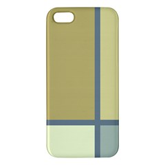 Minimalist Art Iphone 5 Premium Hardshell Case