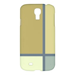 Minimalist Art Samsung Galaxy S4 I9500/i9505 Hardshell Case by Contest1775858