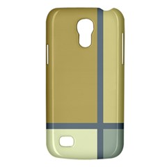 Minimalist Art Samsung Galaxy S4 Mini Hardshell Case  by Contest1775858
