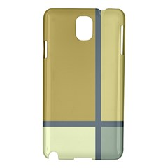 Minimalist Art Samsung Galaxy Note 3 N9005 Hardshell Case by Contest1775858
