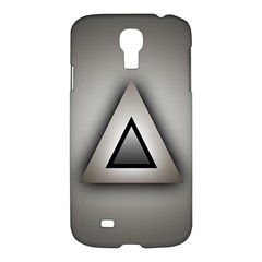 Metalic Triangle Samsung Galaxy S4 I9500/i9505 Hardshell Case