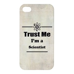 Trust Me I m A Scientist Apple Iphone 4/4s Hardshell Case
