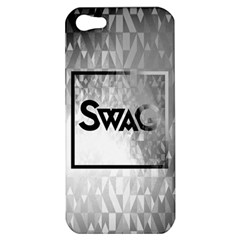 Swag (b&w) Apple Iphone 5 Hardshell Case
