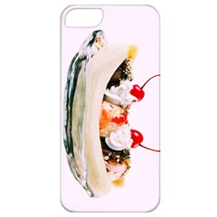 Banana Split Apple Iphone 5 Classic Hardshell Case by TheTalkingDead
