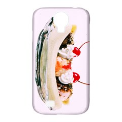Banana Split Samsung Galaxy S4 Classic Hardshell Case (pc+silicone) by TheTalkingDead