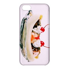 Banana Split Apple Iphone 5c Hardshell Case by TheTalkingDead