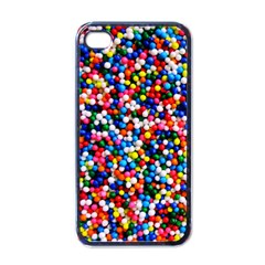 Sprinkles Apple Iphone 4 Case (black) by TheTalkingDead
