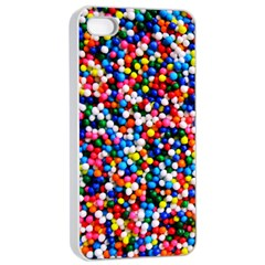 Sprinkles Apple Iphone 4/4s Seamless Case (white) by TheTalkingDead