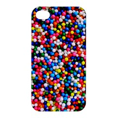 Sprinkles Apple Iphone 4/4s Premium Hardshell Case by TheTalkingDead