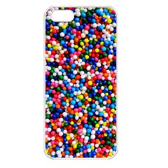 Sprinkles Apple Iphone 5 Seamless Case (white) by TheTalkingDead