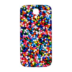 Sprinkles Samsung Galaxy S4 I9500/i9505  Hardshell Back Case by TheTalkingDead
