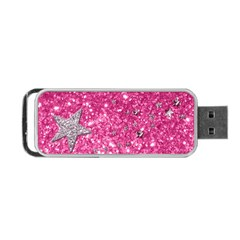 Pink Usb By Angeye   Portable Usb Flash (two Sides)   Axjcbjn9ltuj   Www Artscow Com Back