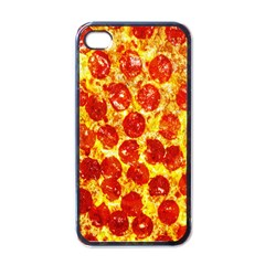 Pizza Apple Iphone 4 Case (black)
