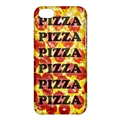 Pizza Pizza Pizza Pizza Apple Iphone 5c Hardshell Case