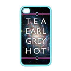 Tea, Earl Grey, Hot Apple Iphone 4 Case (color)