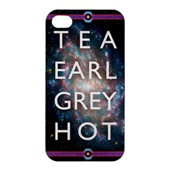 Tea, Earl Grey, Hot Apple Iphone 4/4s Premium Hardshell Case by Contest1775858