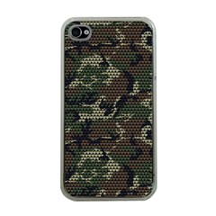 Make Love Not War Apple Iphone 4 Case (clear)