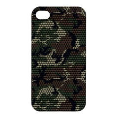 Make Love Not War Apple Iphone 4/4s Premium Hardshell Case by Contest1761904
