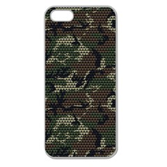 Make Love Not War Apple Seamless Iphone 5 Case (clear) by Contest1761904