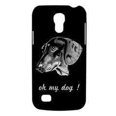 Oh My Dog ! Samsung Galaxy S4 Mini Hardshell Case