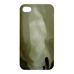 Fearless Apple Iphone 4/4s Hardshell Case by RachelIsaacs