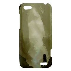 Fearless HTC One V Hardshell Case by RachelIsaacs