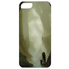 Fearless Apple Iphone 5 Classic Hardshell Case by RachelIsaacs