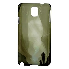 Fearless Samsung Galaxy Note 3 N9005 Hardshell Case by RachelIsaacs