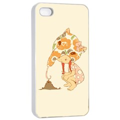 Anita Apple Iphone 4/4s Seamless Case (white)