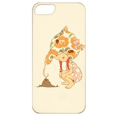 Anita Apple Iphone 5 Classic Hardshell Case by RachelIsaacs