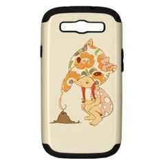 Anita Samsung Galaxy S Iii Hardshell Case (pc+silicone) by RachelIsaacs