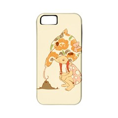 Anita Apple iPhone 5 Classic Hardshell Case (PC+Silicone) by RachelIsaacs