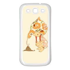 Anita Samsung Galaxy S3 Back Case (white)