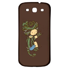 Charlie Samsung Galaxy S3 S Iii Classic Hardshell Back Case