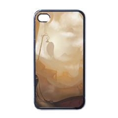 Storm Apple Iphone 4 Case (black) by RachelIsaacs