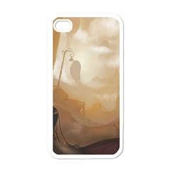Storm Apple Iphone 4 Case (white) by RachelIsaacs