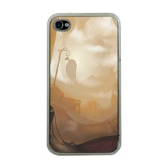 Storm Apple Iphone 4 Case (clear) by RachelIsaacs
