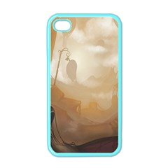 Storm Apple Iphone 4 Case (color) by RachelIsaacs