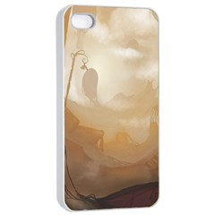 Storm Apple iPhone 4/4s Seamless Case (White) by RachelIsaacs