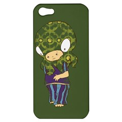 Octavio Apple Iphone 5 Hardshell Case by RachelIsaacs
