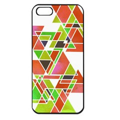Trianglez Apple Iphone 5 Seamless Case (black)