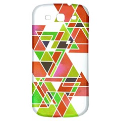 Trianglez Samsung Galaxy S3 S Iii Classic Hardshell Back Case by ILANA