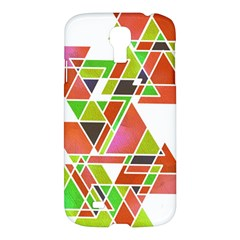 TRIANGLEZ Samsung Galaxy S4 I9500/I9505 Hardshell Case by ILANA