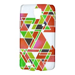 Trianglez Samsung Galaxy S4 Active (i9295) Hardshell Case by ILANA