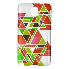 Trianglez Samsung Galaxy Note 3 N9005 Hardshell Case by ILANA
